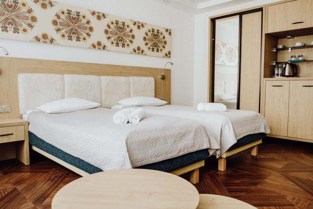 RyterSKI - Pokoje - Hotel w górach - Rytro - Pokoje z widokiem na góry - Góralski Styl -4